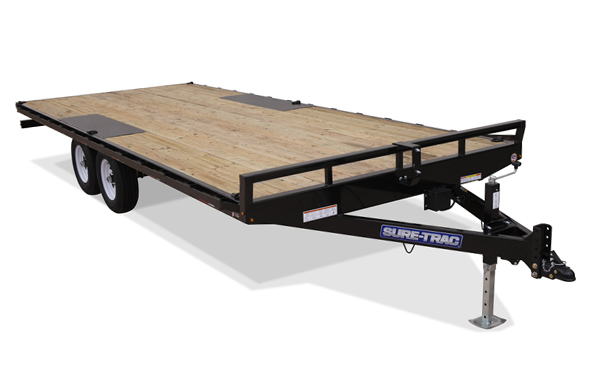 Sure-Trac Low-Profile Deck-Over